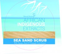 Skin conditioning Sea Scrub top 250 ml curves