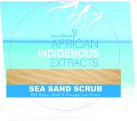 Skin conditioning Sea Scrub top 450 ml curves